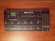 Гитарный процессор Line 6 POD hd500x