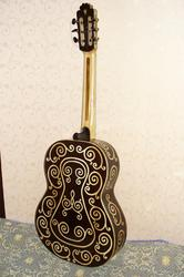 ремонт классических  гитар